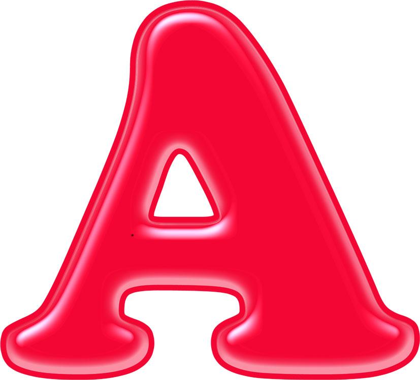 приснилась буква А
