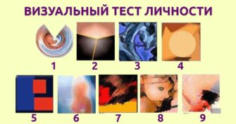 тесты в картинках