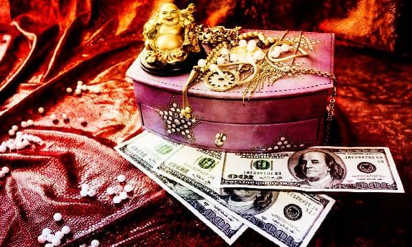 сильный заговор на удачу и деньги