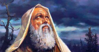 приснился Авраам