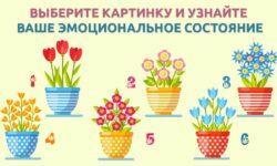 Пройдите тест на эмоциональное состояние по цветам и получите подсказку судьбы
